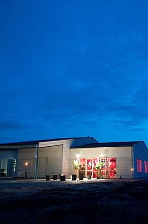 Beachclub | Locatie bedrijfsfeest | Brasserie Zuiderzoet