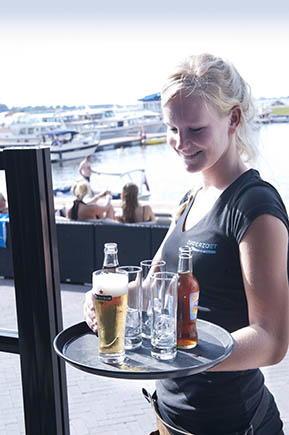 Restaurant aan het water | Restaurant Zeewolde | Brasserie Zuiderzoet