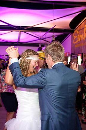Trouwen op het strand | Huwelijksfeest | Brasserie Zuiderzoet