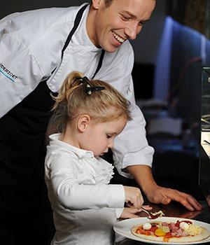 Kindvriendelijk restaurant   Brasserie Zuiderzoet