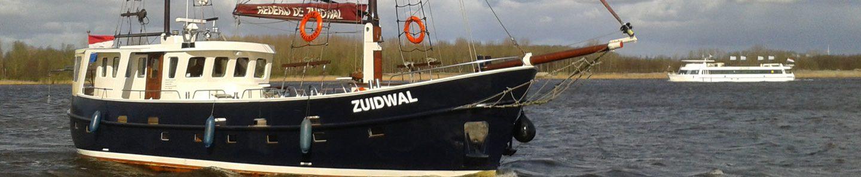Overvaren | Watertaxi tussen Spakenburg en Marina de Eemhof | Brasserie Zuiderzoet