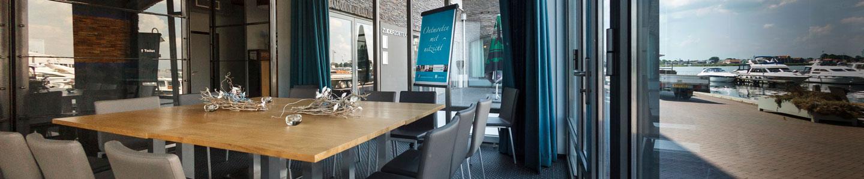 Private serres | Vergaderruimt | Brasserie Zuiderzoet