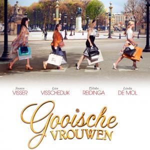 Gooische Vrouwen | Vrijgezellenfeest | Brasserie Zuiderzoet