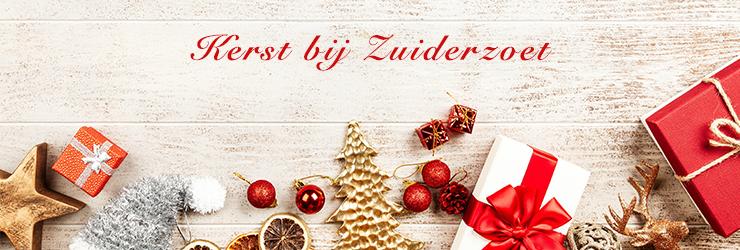 Vier Kerst bij Zuiderzoet | Brasserie Zuiderzoet