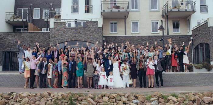 Vier uw bruiloft bij Brasserie Zuiderzoet!