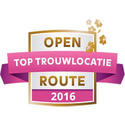 Open Toptrouwlocatie Route | Brasserie Zuiderzoet