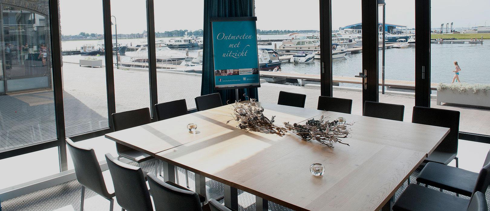 Zakelijke toplocatie | Brasserie Zuiderzoet