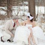 Sfeervol trouwen in de winter   Brasserie Zuiderzoet