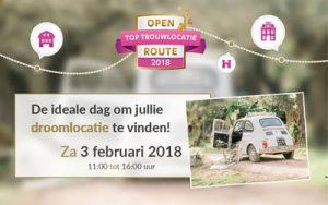 Toptrouwlocatie Route 2018 | Brasserie Zuiderzoet