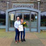 Zuiderzoet in top 3 van populairste trouwlocaties in provincie Flevoland
