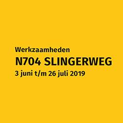 Slingerweg werkzaamheden | Brasserie Zuiderzoet